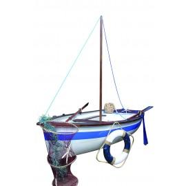 Barque à fruits de mer