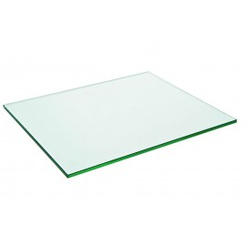 Plaque en verre rectangulaire 50 x