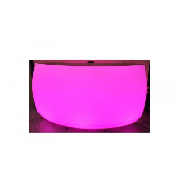 Bar Fiesta Curve �quip� led RGB