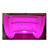Bar Fiesta Curve �quip� led RGB