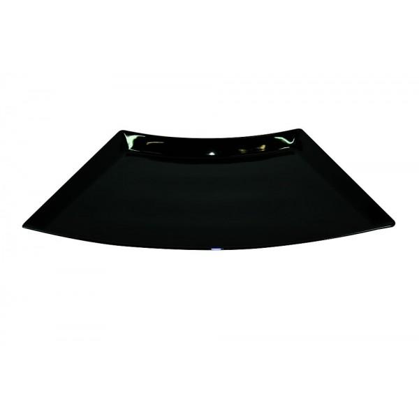 Plat buffet  concept noir 51 cm x 3