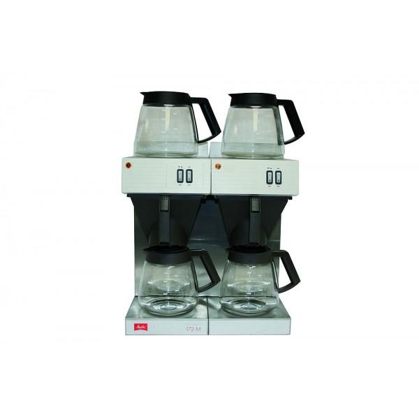 Machine à café Mélita filtrage rapi