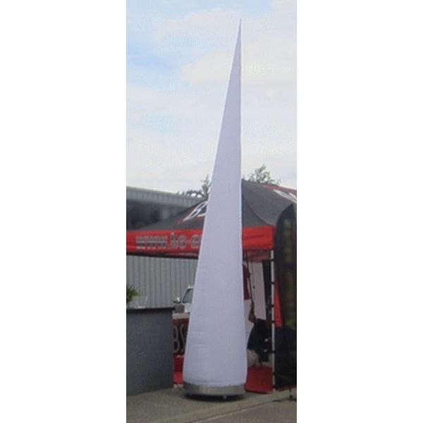 Air base  850 avec cône H 5 m 220V  55W