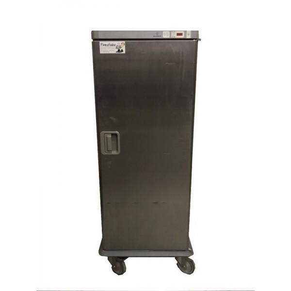 Chauffe assiette ou maintien de température  capacité environ  250 assiettes (livré sans grille) 220 V / 3.1W /14 A /130kg