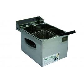 Friteuse électrique 1 panier 8 litr