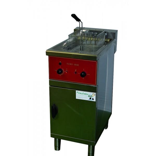 Friteuse propane 1 panier 18 litres