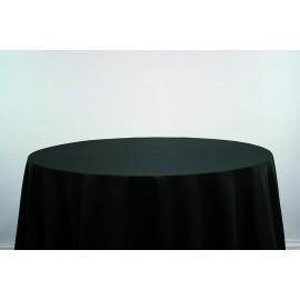 Nappe carrée 290 x 290 cm Noir
