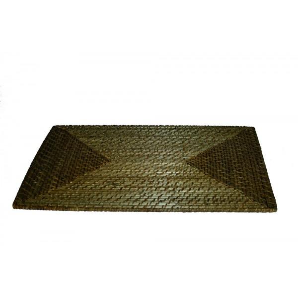 Set de table en rotin 46 x 30 cm