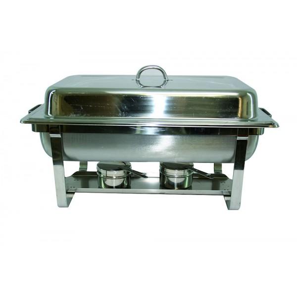 Chaffing-dish (fonctionne avec 2 pâ