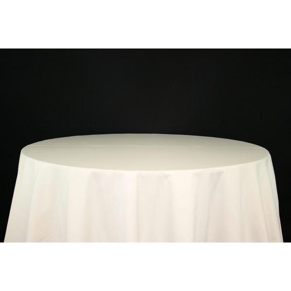 Nappe carrée blanc 140 x 140 cm Bla