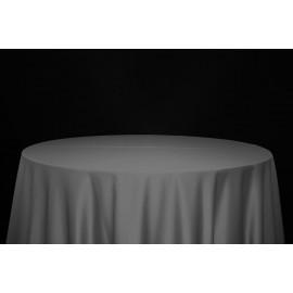 Nappe carrée 290 x 290 cm Gris