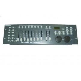 Laser DMX Controler