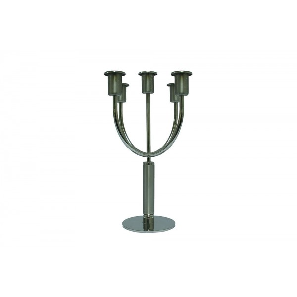 Chandelier Candles 5 branches H 35 cm