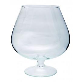 Vase cognac Ø 20 H 25 cm