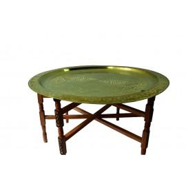 Petite table orientale
