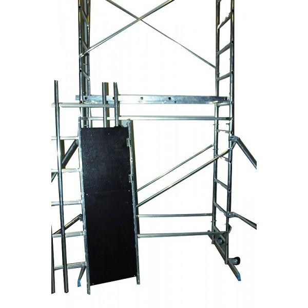 Echafaudage 140x50 cm H max. 590 cm