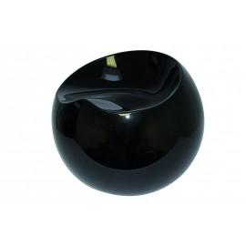 Ball chair noir