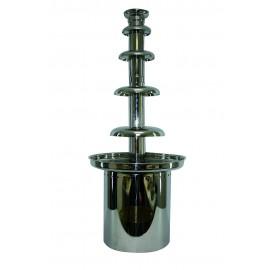 Fontaine à chocolat Ø 41 H 120 cm 2
